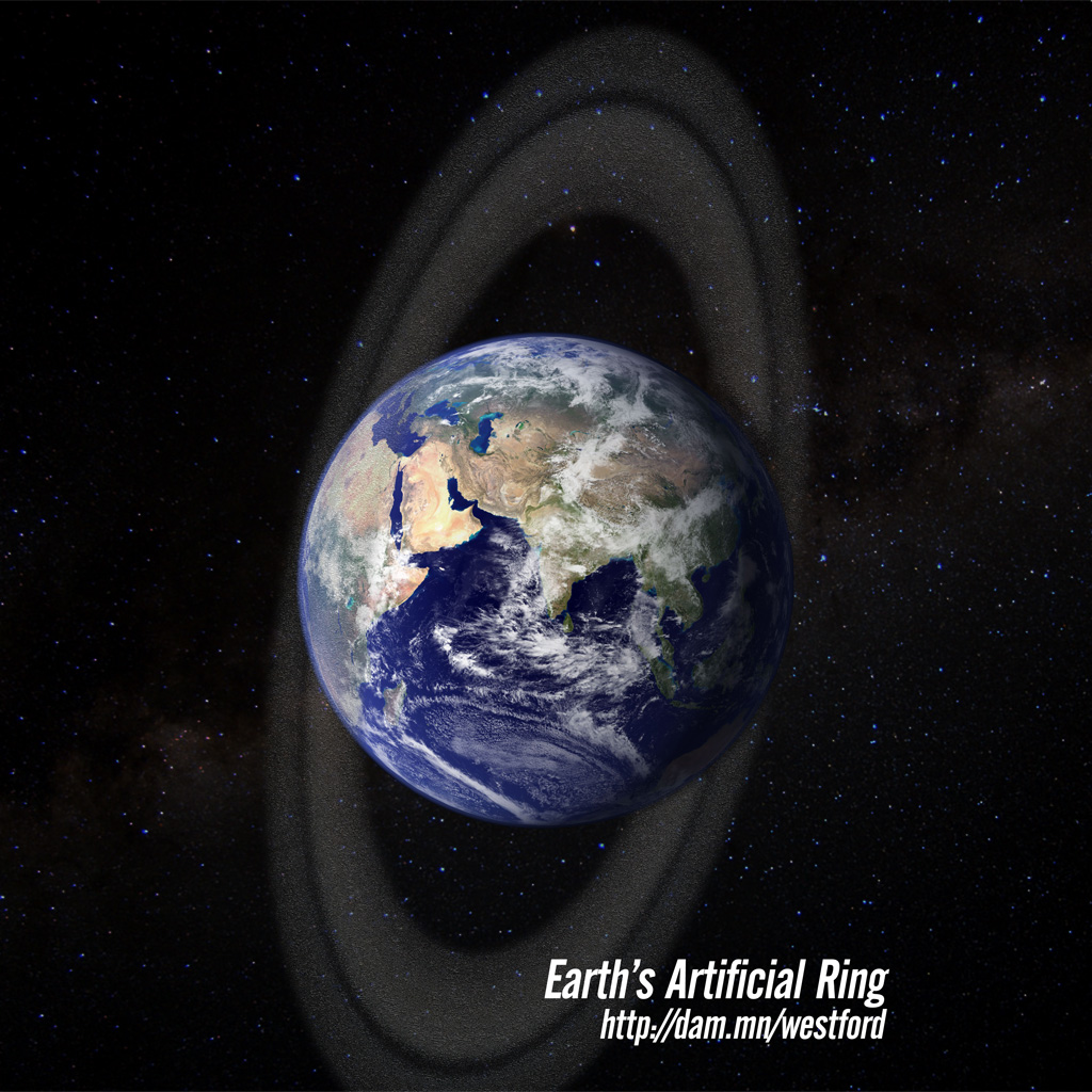 8d083051b39 Earth s Artificial Ring  Project West Ford • Damn Interesting