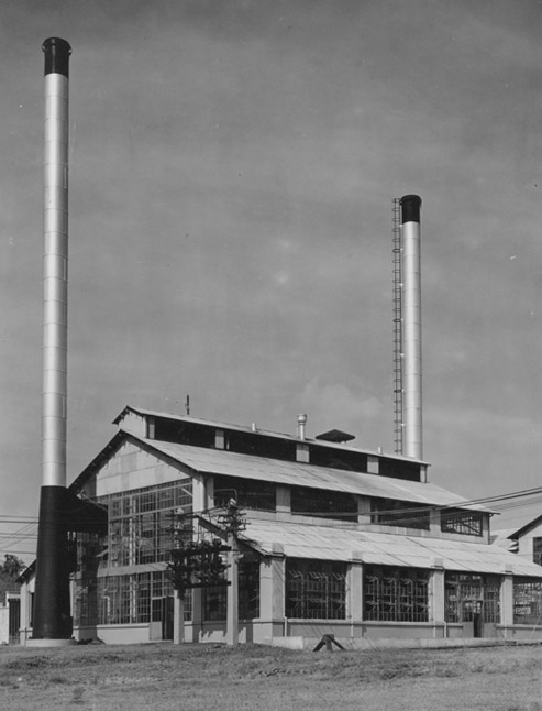 The Fordlandia Power-house, ca. 1935