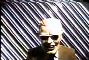 Max Headroom Pirate Impostor