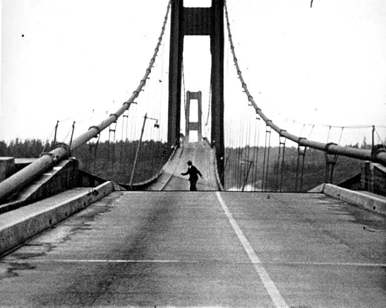 The Fall of Galloping Gertie • Damn Interesting