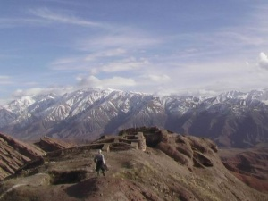 The Ruins of Alamut