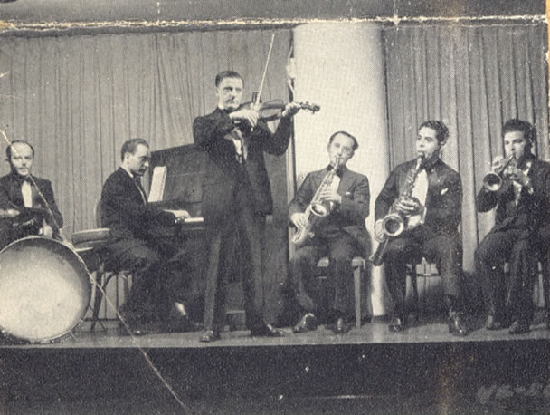 The Morro Castle Orchestra